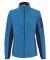 Colorado Clothing 5297 Women's Pike's Peak Microfleece Jacket Marble Blue/ Bankers Navy