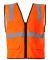 1191-1192 ML Kishigo - Economy Six Pocket Mesh Vest Orange