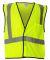 1193-1194 ML Kishigo - Economy One Pocket Mesh Vest Lime