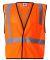 1193-1194 ML Kishigo - Economy One Pocket Mesh Vest Orange