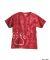 Dyenomite 20BPR Youth Pawprint Short Sleeve T-Shirt