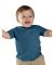 3322 Rabbit Skins Infant Fine Jersey T-Shirt INDIGO