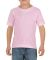 3380 ALSTYLE Toddler Short Sleeve Tee Pink
