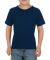 3380 ALSTYLE Toddler Short Sleeve Tee Navy