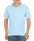 3380 ALSTYLE Toddler Short Sleeve Tee Powder Blue