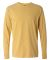 6014 Comfort Colors - 6.1 Ounce Ringspun Cotton Long Sleeve T-Shirt Mustard