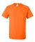 29 Jerzees Adult Heavyweight 50/50 Blend T-Shirt Safety Orange