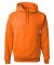 996M JERZEES® NuBlend™ Hooded Pullover Sweatshirt Safety Orange
