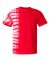 Dyenomite 200FU Fusion Short Sleeve T-Shirt Red