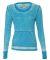 8255 J. America - Women's Zen Thermal Long Sleeve T-Shirt Oceanberry