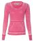 8255 J. America - Women's Zen Thermal Long Sleeve T-Shirt Wildberry