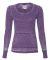 8255 J. America - Women's Zen Thermal Long Sleeve T-Shirt Very Berry