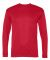 5104 C2 Sport Adult Performance Long-Sleeve Tee Red