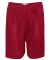 "5109 C2 Sport Adult Mesh/Tricot 9"" Shorts Red"