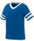 Augusta Sportswear 362 Toddler Sleeve Stripe Jersey Royal/ White