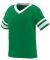 Augusta Sportswear 362 Toddler Sleeve Stripe Jersey Kelly/ White