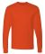 HD6L Fruit of the Loom Adult Lofteez HDLong-Sleeve T-Shirt Burnt Orange