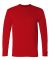 301 2955 Union-Made Long Sleeve T-Shirt Red
