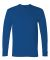 301 2955 Union-Made Long Sleeve T-Shirt Royal