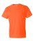 980 Anvil Combed Ring Spun Cotton T-Shirt Orange