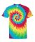 Dyenomite 200TI Tide Short Sleeve T-Shirt Rainbow Tide