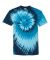 Dyenomite 200TI Tide Short Sleeve T-Shirt Blue Tide