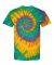Dyenomite 200RP Ripple Pigment Dyed T-Shirt Nola Ripple