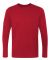 42400 Gildan Adult Core Performance Long-Sleeve T-Shirt RED