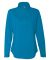 3764 LAT - Ladies' French Terry Quarter-Zip Pullover COBALT