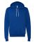 BELLA+CANVAS 3719 Unisex Cotton/Polyester Pullover Hoodie TRUE ROYAL