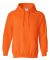 18500 Gildan Heavyweight Blend Hooded Sweatshirt S ORANGE