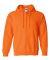18600 Gildan 7.75 oz. Heavy Blend™ 50/50 Full-Zip Hood S ORANGE