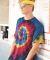 Dyenomite 600TT Tie-Dye Performance T-Shirt