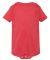 4405 Rabbit Skins - Infant Vintage Bodysuit  VINTAGE RED