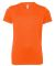 Y1009 All Sport Youth Performance Short-Sleeve T-Shirt Sport Safety Orange
