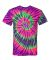 Dyenomite 200RP Ripple Pigment Dyed T-Shirt Watermelon Ripple