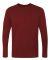 42400 Gildan Adult Core Performance Long-Sleeve T-Shirt CARDINAL RED