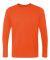 42400 Gildan Adult Core Performance Long-Sleeve T-Shirt ORANGE