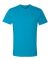 Next Level 6210 Men's CVC Crew TURQUOISE