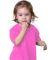 301 4125 Toddler Tee Pink