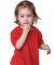 301 4125 Toddler Tee Red