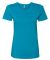 Next Level 3900 Boyfriend Tee  TURQUOISE