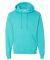996M JERZEES® NuBlend™ Hooded Pullover Sweatshirt Scuba Blue