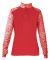 Badger Sportswear 4198 Sport Blend Women's 1/4 Zip Red/ Red Blend
