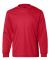 5204 C2 Sport  Youth Long Sleeve T-Shirt Red