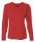 5604 C2 Sport - Ladies' Long Sleeve T-Shirt Red