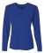5604 C2 Sport - Ladies' Long Sleeve T-Shirt Royal