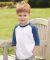 Augusta Sportswear 422 Toddler Baseball Tee