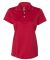 52 480W Women's Cool Dri® Sport Shirt Deep Red