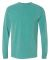 6014 Comfort Colors - 6.1 Ounce Ringspun Cotton Long Sleeve T-Shirt Seafoam